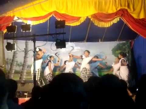Andelonde Dance Performance video
