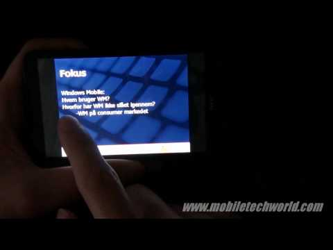 0 Office Mobile 2010 for Windows Mobile 6.5