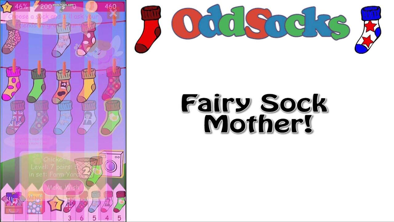 Game Socks Odd Socks Game