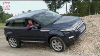 Range Rover Evoque review PART 2 - Auto Express