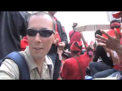 Bangkok Thailand Protests 2010 Video Roundup
