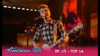 Download Lagu Caleb Lee Hutchinson: This Young RISING Country Star IS ON FIRE! | American Idol 2018 Gratis STAFABAND