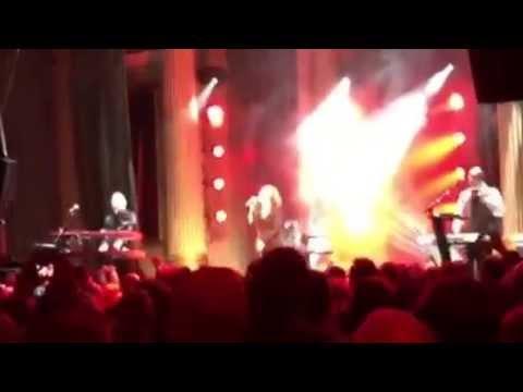 Alison Moyet - Don't Go - Live at Nalen Stockholm 14 feb 2015