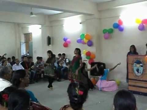 Teachers day dance on maine payal hai chankai-I