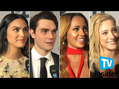 'Riverdale' Cast Talks About Season 3 on The CW Red Carpet | TV Insider