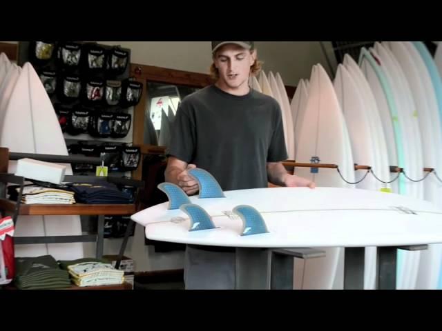 FCD Fark Surfboard