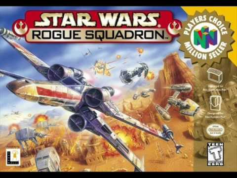 Best VGM 201 - Main Theme - [Star Wars: Rogue Squadron]
