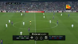 Barcelona vs Real Betis Full match Live streaming in La Liga today Reproduction 21/01/2017 HD