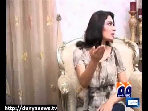 Dunya News-16-06-2012-Geo News Blackmail to Actress Meera