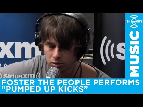 "Foster the People ""Pumped Up Kicks"" ACOUSTIC on SiriusXM Alt Nation"