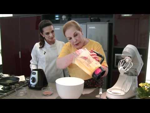Vida Melhor - Culinária: SORVETE DE SABORES / Maria Antônia
