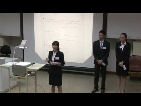 HSBC Asia Pacific Business Case Competition 2013 - Round1 F1 - INTI