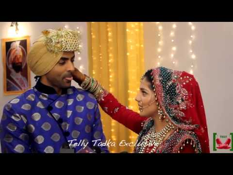 Adhvik and Neha talks about Wedding Sequence in Bani Ishq Da...