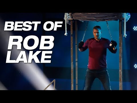 The Best Auditions From Magician Rob Lake - America's Got Talent 2018