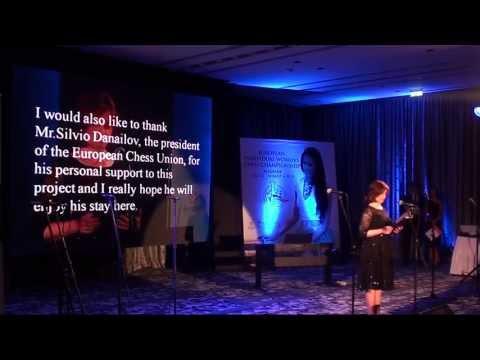 EIWCC - Belgrade 2013 - Opening ceremony (full HD)