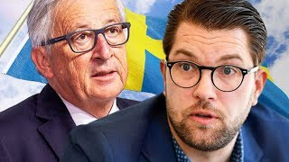 Sweden Democrats DEFY Their Left-Wing Globalist Government!!!