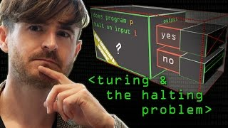 Turing & The Halting Problem - Computerphile