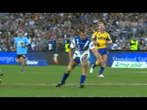 NRL - 2009-09-25 - Prelim Final - Bulldogs v Eels H1