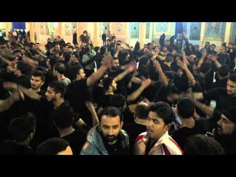 AYYAM E FATIMYA QUM IRAN 2 JAMADIUSSANI 1436/2015-SAEIN REHMAN PARTY