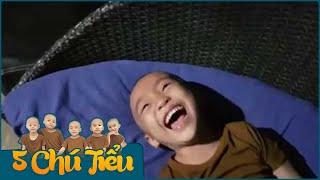 5 Chú Tiểu - QUAY LÉN PHÁP TÂM RA NGOÀI NẰM CÔ ĐƠN 1 MÌNH ...!