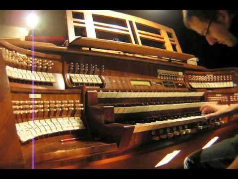 Pirates of the Caribbean Medley (on Organ) / Fluch der Karibik Medley (auf der Orgel)