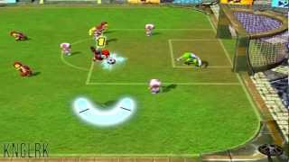 Super Mario Strikers on Dolphin Emulator SVN 7590