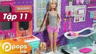 Chị Hai Bé Xíu - Tập 11 - Nhà Tắm Diệu Kì - Búp Bê Barbie