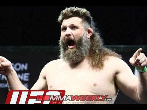 "UFC 161: Roy Nelson Talks Stipe Miocic, ""Saving"" UFC 161 and Title Aspirations"