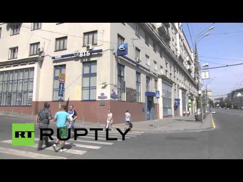 Russia: US sanctions hit Russian banks and shipbuilding corp