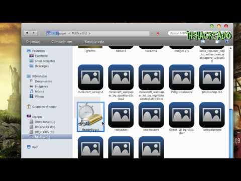 como aumentar la memoria ram mediante una USB  (video bien explicado) en (HD)