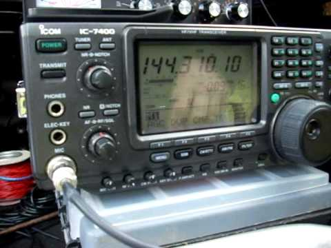 m0taz in qso with DL9DT Aeronautical mobile