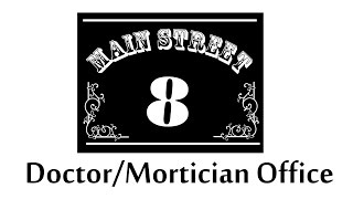 Doctor and Mortician