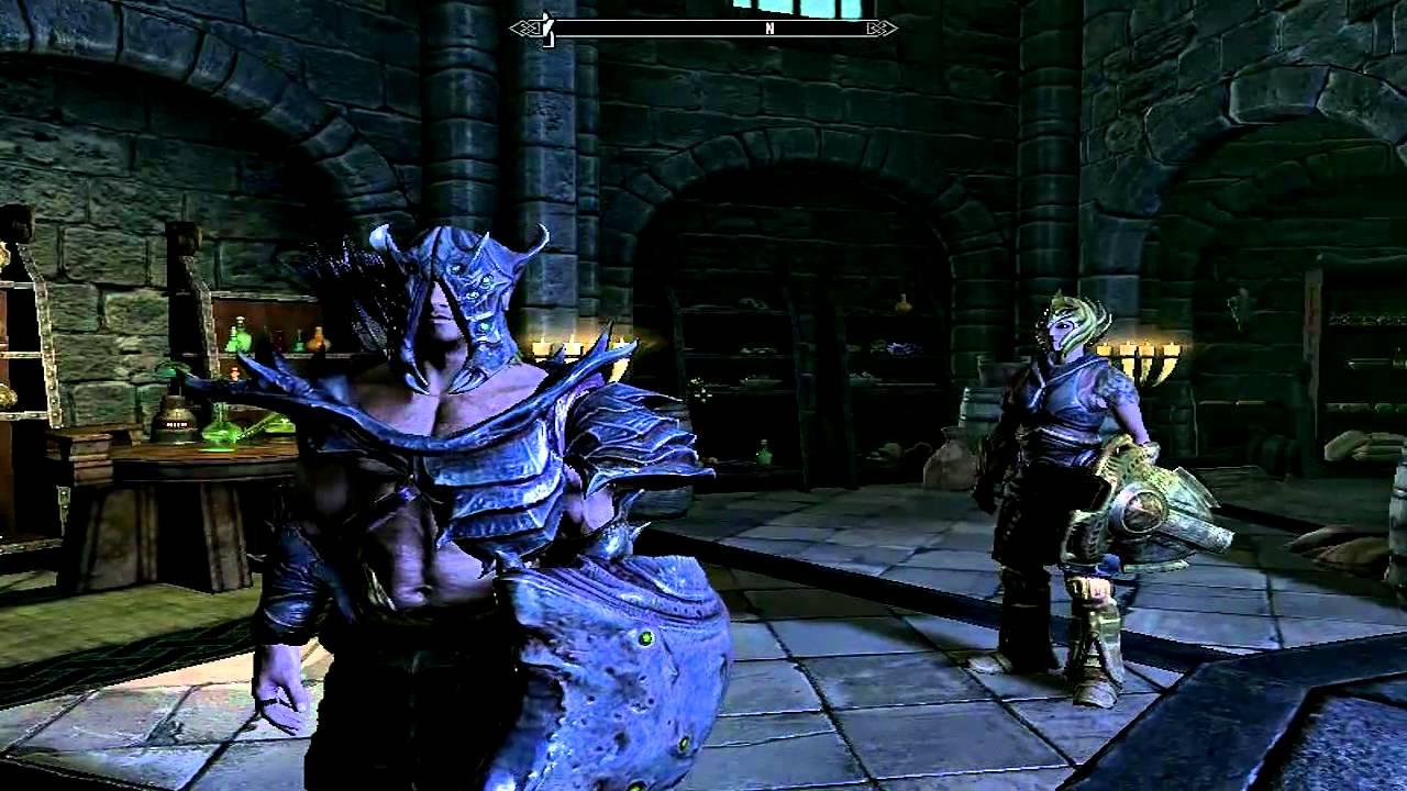 Skyrim Falmer Heavy Armor Skyrim Falmer Armor Rare