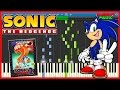 Chemical Plant Zone Sonic The Hedgehog 2 Piano Tutorial Synthesia ソニック ザ ヘッジホッグ2ツー mp3