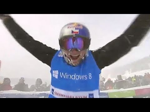 Tomas Kraus wins Freestyle SkiCross in Grasgehren - Universal Sports