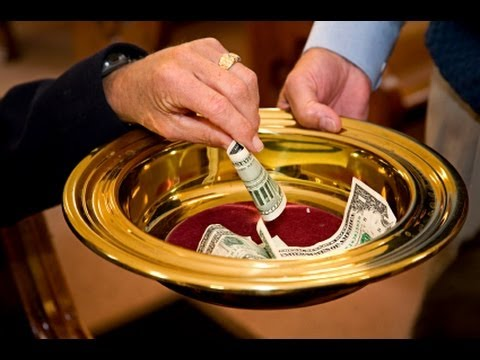 Church Tax: Vatican 'Pay To Pray' Angers Catholics In Germany