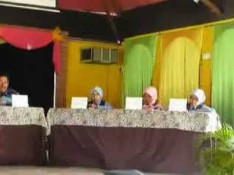 PERTANDINGAN BERBALAS PANTUN PUSINGAN KE-2 SEK REN MSSD KLANG 2012