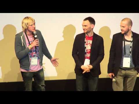 What do you think of Canada after moving from Russia? - clip from Children 404 Q&A - Hot Docs