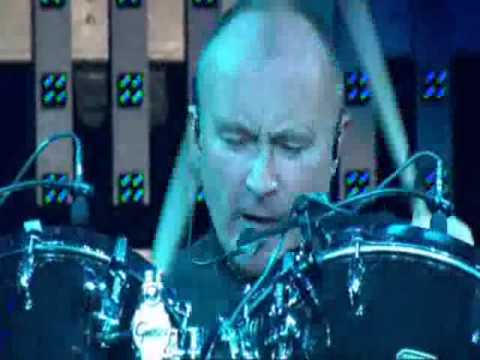 In the Air tonight LIVE- phil collins Music Videos