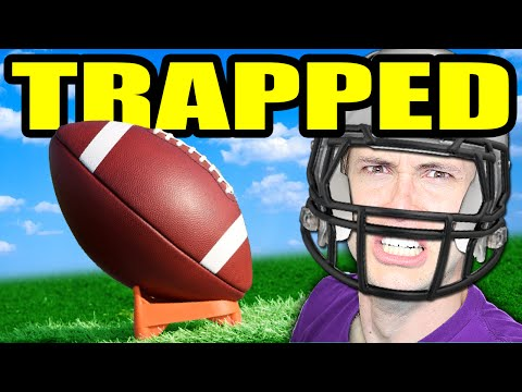 TRAPPED in a FOOTBALL COMMERCI...  is listed (or ranked) 31 on the list The Best Tobuscus Videos on YouTube
