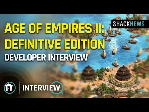 Age of Empires II: Definitive Edition E3 2019 Interview