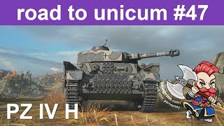 Pz IV H Unicum Review/Guide, Ode to Derp Gun
