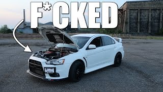 What Happened To My Evo after a $2000 Flex-Fuel Tune