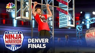 Dalton Knapp at the Denver City Finals - American Ninja Warrior 2017