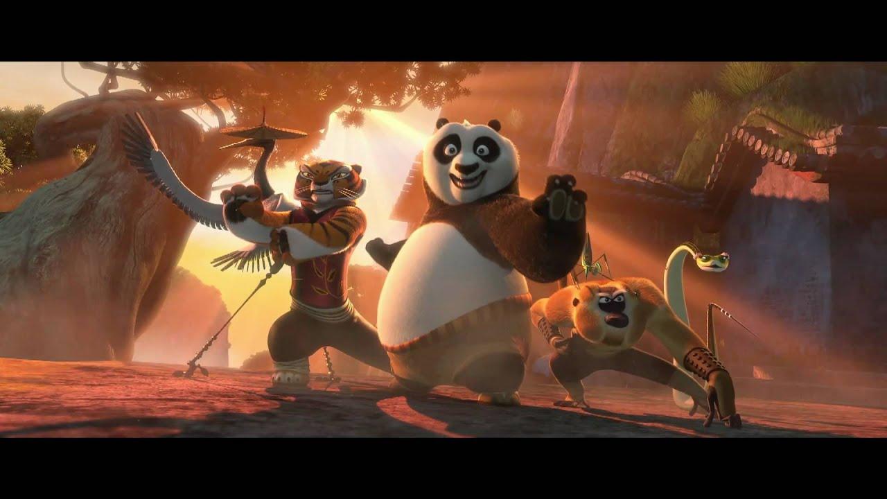 Trailer de Kung Fu Panda 2 del Super Bowl