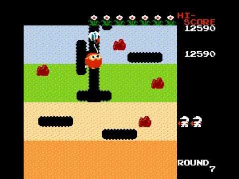 Dig Dug - Gameplay - User video