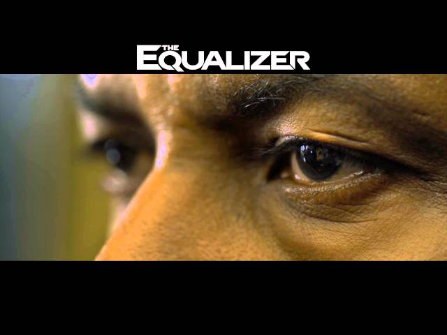 "The Equalizer 2014 -- ""Reading Painbow"" -- Regal Cinemas [HD]"