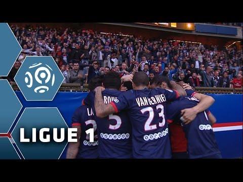 Paris Saint-Germain - Evian TG FC (1-0) - 23/04/14 - (PSG-ETG) -Highlights