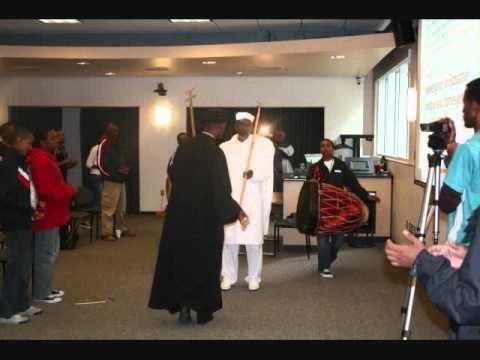 2010 West Coast Eritrean Orthodox Retreat (Tewahdo.org video)