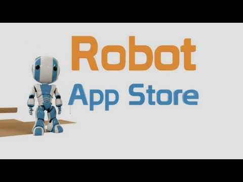 RobotAppStore Introduction